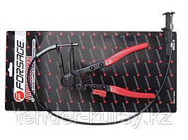 Forsage Съемник пружинных хомутов с гибким захватом, в блистере Forsage F-9G0201 4565