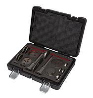 Forsage Набор для обслуживания тормозных цилиндров,18 предметов (право/левосторонний привод), в кейсе