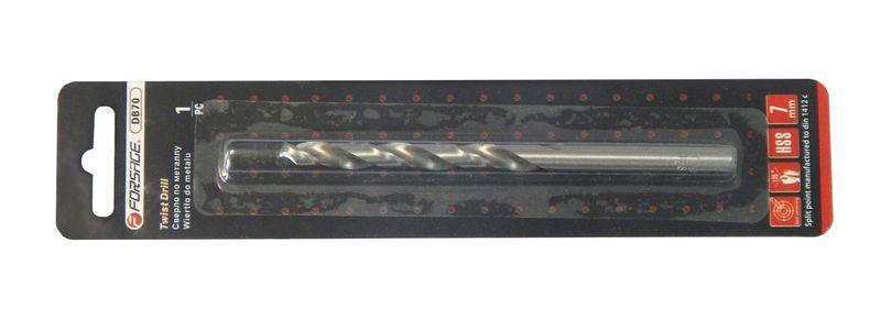 Forsage Сверло по металлу 6мм HSS, в блистере Forsage F-DB60 19871