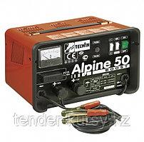 Telwin Устройство зарядное  ALPINE 50(напряжение АКБ 12/24В, ток эф-го заряда 45А, емкость АКБ 20/500Ач, 4