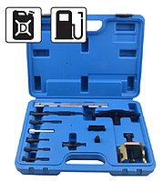 ROCKFORCE Набор фиксаторов для обслуживания двигателей Ford, Mazda, 12 предметов (1.25, 1.4, 1.6, 1.8,