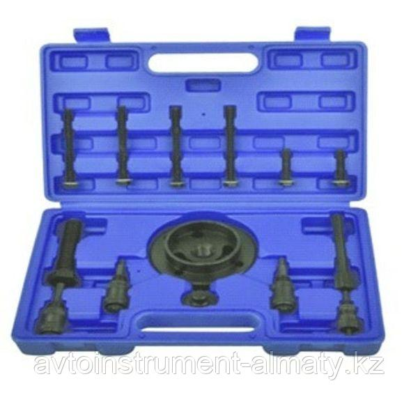ROCKFORCE Набор фиксаторов для обслуживания двигателей Land Rover (200TDI, 300TDI, 2.5D 12J)14 предметов, в