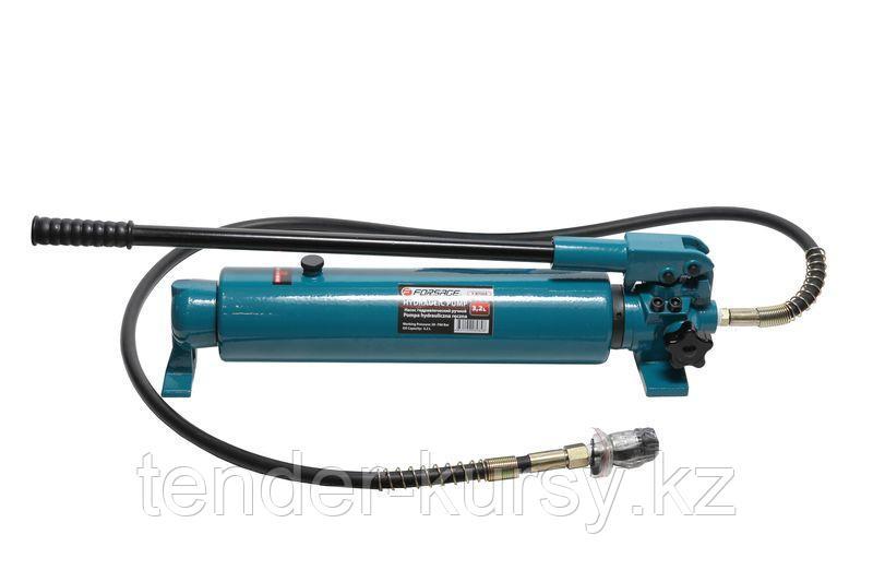 Forsage Насос гидравлический ручной (20-700bar,емкость масла-3.2л, длина-715мм,ширина-120мм,высота-200мм)