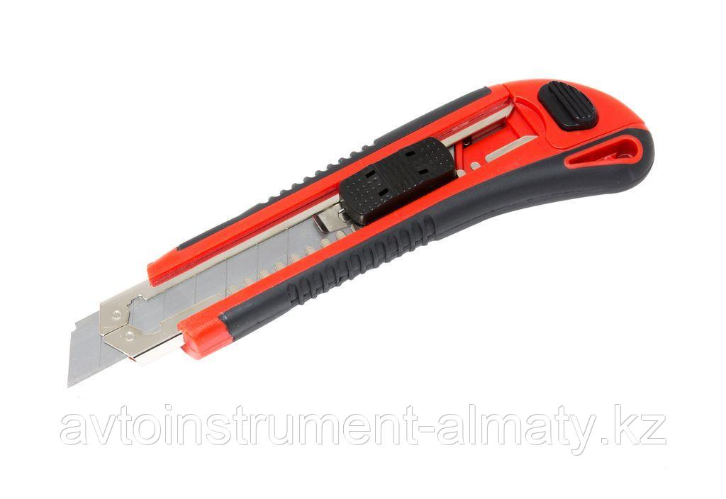 Forsage Нож универсальный с запасными лезвиями 3шт 18мм, в блистере Forsage F-5055P4 19695