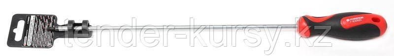 Forsage Отвертка TORX с отверстием Т25Hх300мм, на пластиковом держателе Forsage F-71630025 19276