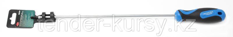 ROCKFORCE Отвертка TORX с отверстием Т25Hх300мм, на пластиковом держателе ROCKFORCE RF-71630025 19293