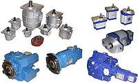 Насосные агрегаты, гидромоторы и гидронасосы  для спецтехники, дорожно-строительной техники