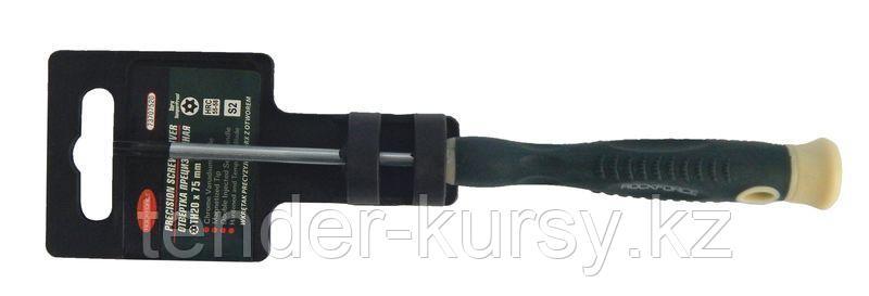 ROCKFORCE Отвертка TORX ювелирная  Т15х75мм ROCKFORCE RF-73607515 19558
