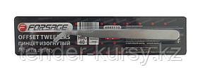 Forsage Пинцет изогнутый (L-125мм), в блистере Forsage F-6943110 19530