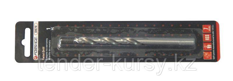 Forsage Сверло по металлу 10мм HSS, в блистере Forsage F-DB100 19789