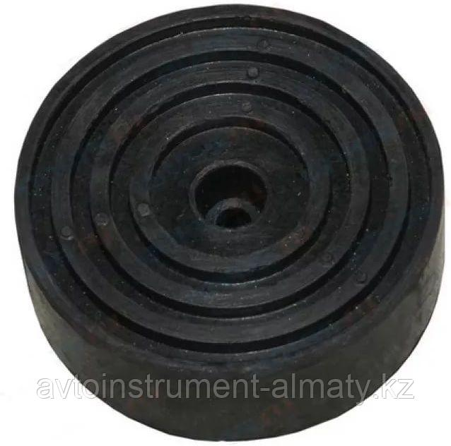 Forsage Резиновая накладка для домкрата (D122мм,толщина 31мм) Forsage 16552