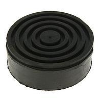 Forsage Резиновая накладка для домкрата (D86мм,толщина 36мм) Forsage 16551