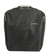 Forsage Сумка-рюкзак универсальная(жесткий каркас,утолщенные стенки для защиты ноутбука,выход для