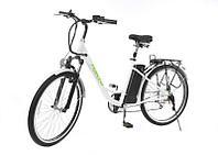 Forsage Велогибрид (Мотор-колесо(250Вт,36В); пробег-45км(10 Аh); рама-сталь; Vmax-35км/ч; Shimano 7-speed;