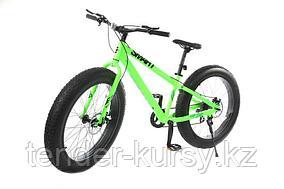 Forsage Велосипед (рама:алюминиевый сплав;вилка:regid,сталь;переключатели: shimano Altus; 8-ми скоростная