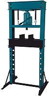 Forsage Пресс гидравлический напольный домкратного типа 30т, (рабочая высота: 0-970мм, рабочая ширина: 560мм,