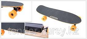 Forsage Электроскейт(150Вт;24В;до 120кг;max скорость-15км/ч;пробег на одном заряде-10 км;электронный