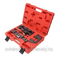 Forsage Набор фиксаторов для обслуживания двигателей BMW, 8 предметов (M40/M42/M50/M60/M62/M70), в кейсе
