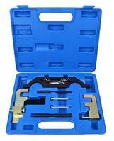 ROCKFORCE Набор фиксаторов для обслуживания двигателей Renault (2.2, 2.5 DCI)7 предметов, в кейсе ROCKFORCE