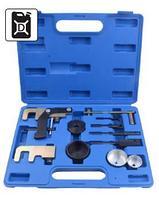ROCKFORCE Набор фиксаторов для обслуживания двигателей Renault, Nissan, Opel (1.5, 1.9, 2.2, 2.5DCI) 12