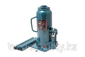 Forsage Домкрат бутылочный двухштоковый с клапаном  ,8т (h min 270мм, h max 635мм) Forsage F-TF0802 18727