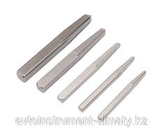 Forsage Набор экстракторов для выкручивания заломаных болтов и шпилек, 5 предметов, в блистере Forsage F-905U1