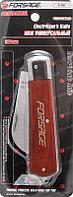 Forsage Нож универсальный с изогнутым лезвием 180мм, в блистере Forsage F-701 15040