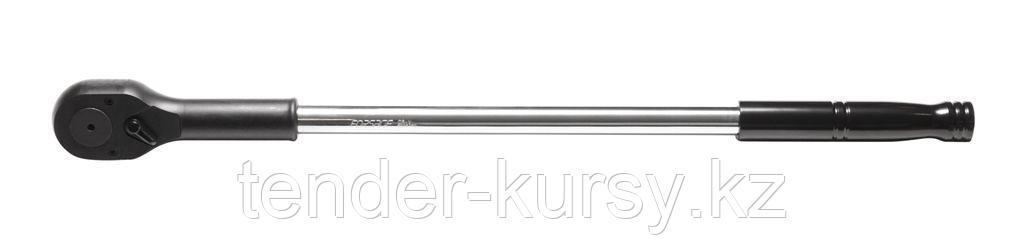 """Forsage Трещотка реверсивная с удлиненной, съемной рукояткой под усилитель  1""""L-760мм (24зуб) Forsage"""