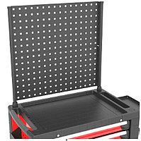 ROCKFORCE Панель перфорированная (600х610мм) для тележки инструментальной ROCKFORCE RF-01A01 14933