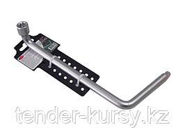 ROCKFORCE Ключ Г-образный комбинированный универсальный для маслосливных пробок 8х10 мм, на пластиковом