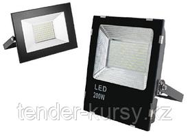 GTV Прожектор светодиодный iMAX, 200W, 1800lm, 6400K, AC85-265V, 50/60 Hz, PF>0,9, IP65, 120град, черный