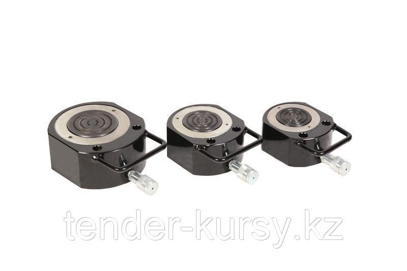 ROCKFORCE Цилиндр гидравлический низкопрофильный 150т(ход штока-11.длина общая 99мм.давление 730 bar)