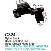 Forsage Клипса для крепления внутренней обшивки а/м Форд пластиковая (100шт/уп.) Forsage клипса F-C324(Ford)