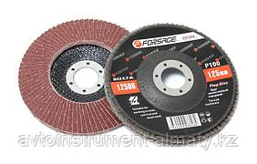 Forsage Круг лепестковый торцевой 125х22мм P60 Forsage F-FD560M 19765