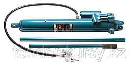 Forsage Цилиндр гидравлический удлиненный с дополнительным пневмоприводом, 5т (общая длина - 620мм, ход штока