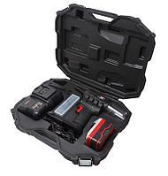 Forsage Заклепочник аккумуляторный (18V, 4.0AH, LI-ION, 9000Нм, размеры адаптеров для заклепок-2.4, 3.2, 4.0,