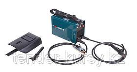 Forsage Инвертор сварочный ПСИ-200P (ММА, MIG/MAG, TIG, регулируемый ток 10-200А, электрод 1.6-5мм, проволока