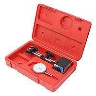 Forsage Индикатор часового типа с магнитной стойкой (0-10мм, погрешность-0,01мм), в кейсе Forsage F-01729