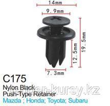 Forsage Клипса для крепления внутренней обшивки а/м GM пластиковая (100шт/уп.) Forsage клипса F-C175( GM )