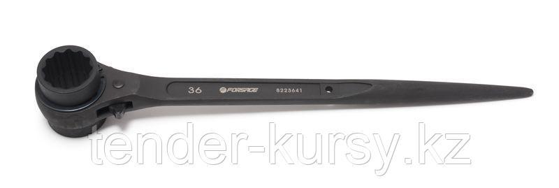 Forsage Ключ трещоточный ступичный усиленный 24х27 Forsage F-8222427 18561