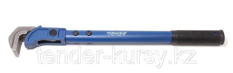 """Forsage Ключ трубный самозажимной 18""""-450мм (15-40мм) Forsage F-9U10B18 19246"""