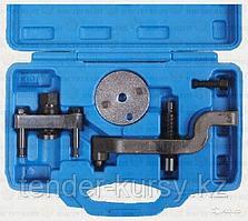 ROCKFORCE Набор приспособлений для демонтажа водяного насоса 4 предмета (VAG 2.5 TDI) , в кейсе ROCKFORCE