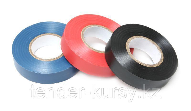 Partner Лента изоляционная ПВХ 19мм х 10м (130мк) - синяя Partner PA-1910130B 19159