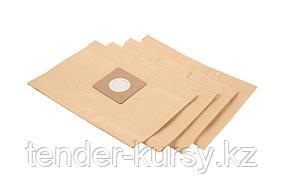 Hammer 224412 Мешок бумажный для пылесосов Hammer Flex 233-013  PIL50A 4шт. Hammer 233-013 26836