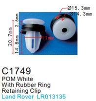 Forsage Клипса для крепления внутренней обшивки а/м Лэнд Ровер пластиковая (100шт/уп.) Forsage клипса