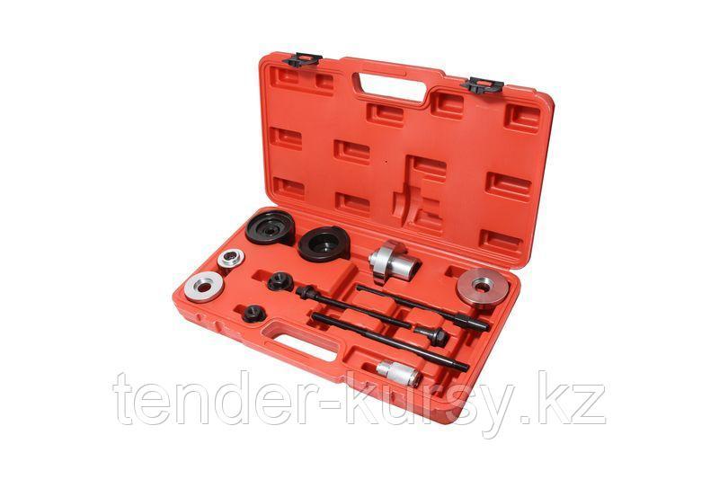 Forsage Набор инструментов для замены сайлентблоков 13 предметов(VAG), в кейсе Forsage F-907T6A 18739
