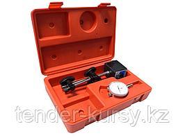 ROCKFORCE Индикатор часового типа с магнитной стойкой (0-10мм, погрешность-0,01мм), в кейсе ROCKFORCE RF-01729