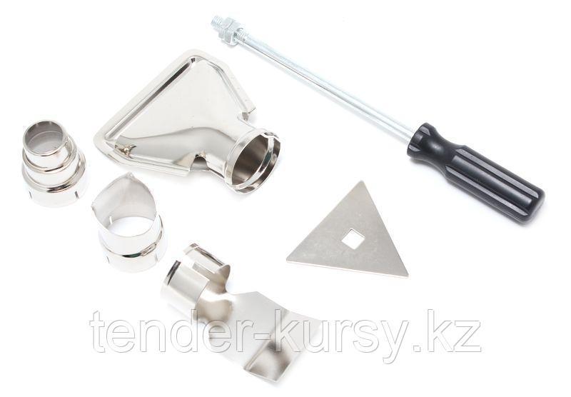 Forsage electro Набор сопел для промышленного фена, 5 предметов Forsage electro HG60-2000-P 16033