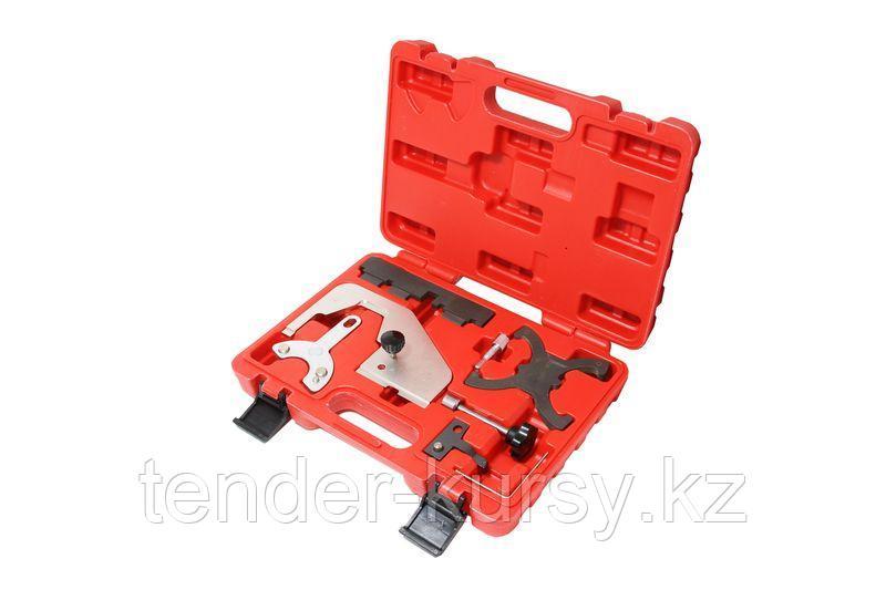 Forsage Набор фиксаторов для обслуживания двигателей Ford Mazda Volvo 8 предметов (V4 1.6L 2.0L T4 T5)в кейсе