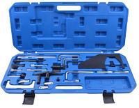 ROCKFORCE Набор фиксаторов для обслуживания двигателей Ford, Mazda 24 предмета(1.3,1.4,1.6,1.7,1.8,2.0,2.3